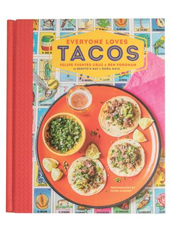 Everyone Loves Tacos Cookbook