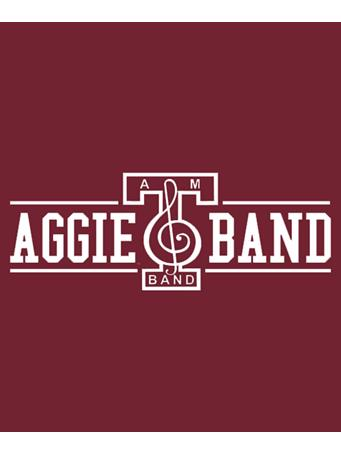 Texas A&M Aggie Band Basic Decal