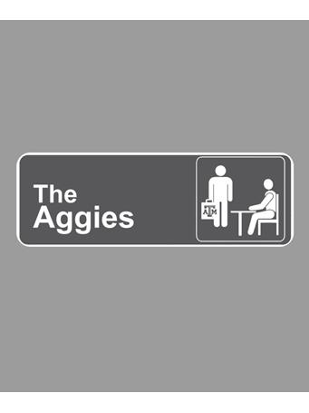 Texas A&M Aggies Office Setting Decal