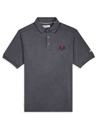 Texas A&M Tommy Bahama All Square Polo