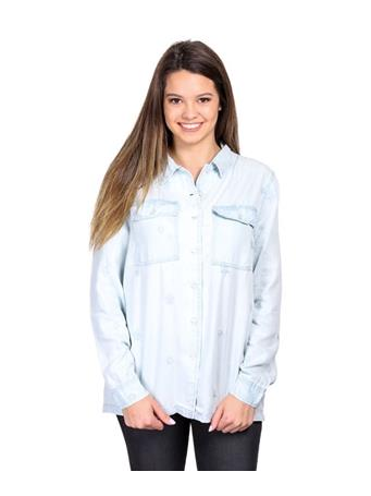 Judy Free Spirit Button Down Shirt
