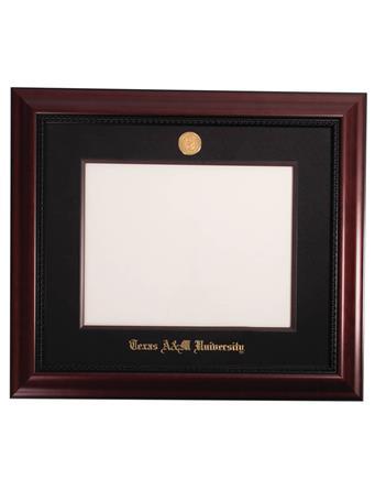 University Frames Texas A&M Executive Black Diploma Frame