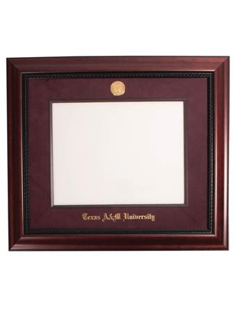 University Frames Texas A&M Executive Maroon Diploma Frame