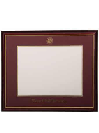 University Frames Texas A&M Petite Diploma Frame