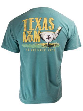 Texas A&M Tee Time T-Shirt