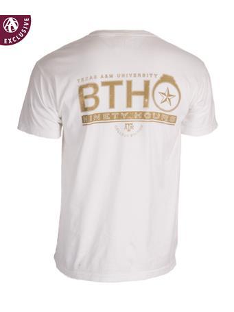 Texas A&M BTHO Ninety Hours Short Sleeve T-Shirt