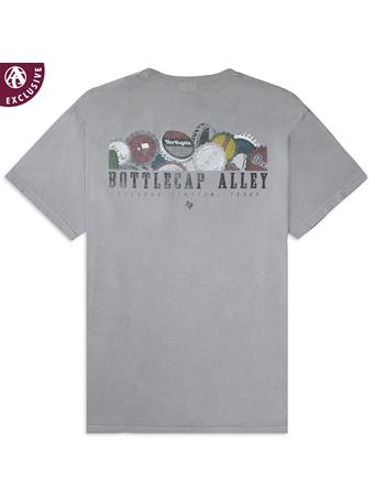 Texas A&M Bottlecap Alley Northgate T-Shirt