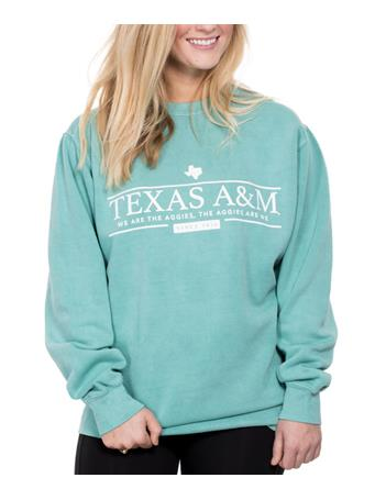 Texas A&M We Are The Aggies Sweatshirt