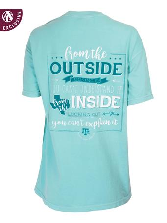 Texas A&M Inside Looking Out T-Shirt