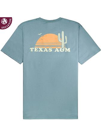 Texas A&M Aggies The Coastal Short Sleeve T-Shirt