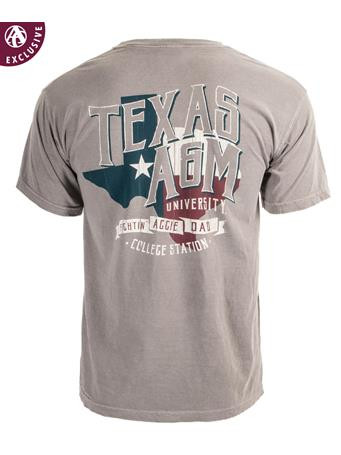 Texas A&M Fightin' Aggie Dad T-Shirt