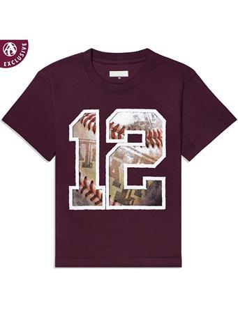 Texas A&M Youth 12th Man Ball Short Sleeve T-Shirt