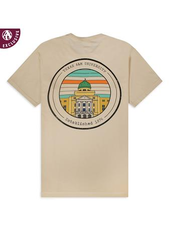 Texas A&M Academic Building T-Shirt