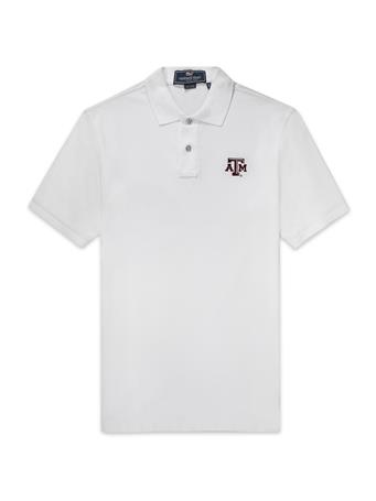 Texas A&M Vineyard Vines Men's Classic Polo