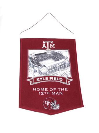 Texas A&M 2015 Kyle Field Banner