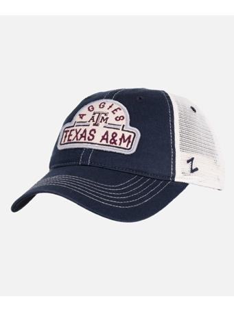 Zephyr Texas A&M Aggies Route Snapback Hat