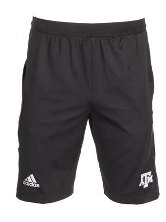 Adidas Climalite Texas A&M Primary Logo Shorts