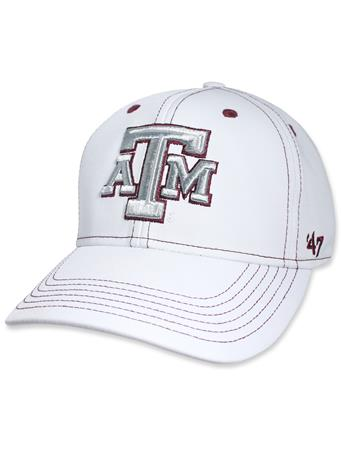 Texas A&M '47 Brand Triple Time Contender Fitted Cap
