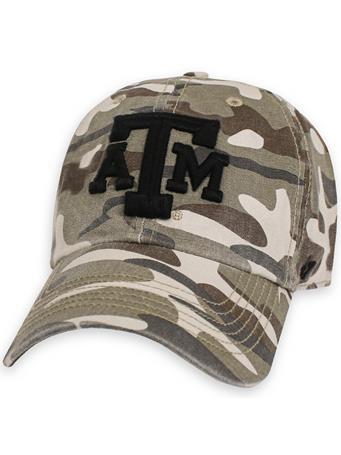 Texas A&M '47 Brand Granto OHT Cap