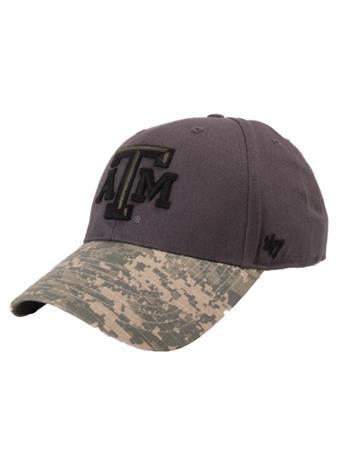 Texas A&M '47 Brand Pierce OHT Cap