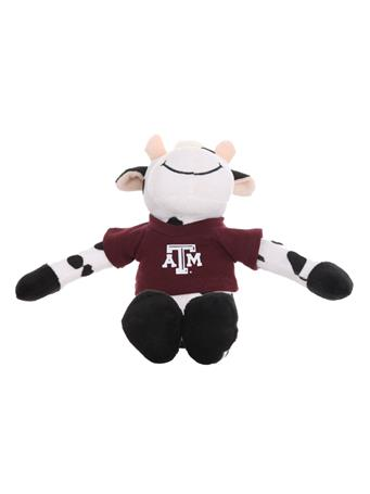 Texas A&M Aggie Stuffed Cow