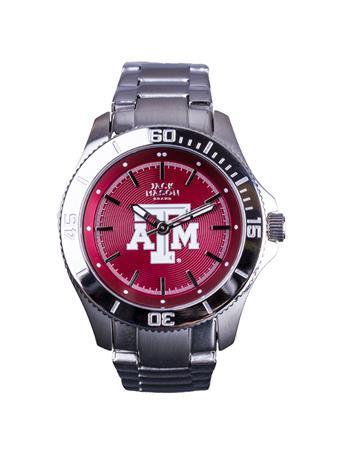 Texas A&M Jack Mason Ladies Sport Bracelet Watch
