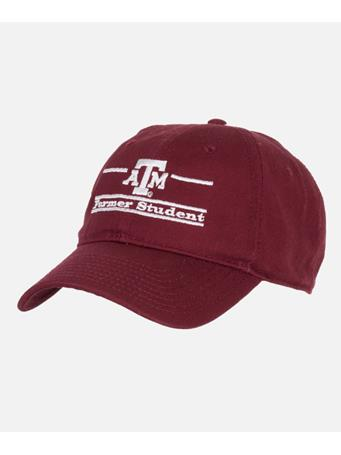 Texas A&M Split Bar Former Student Cap