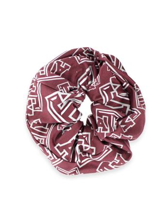 Texas A&M ZooZatz Stacked Scrunchie