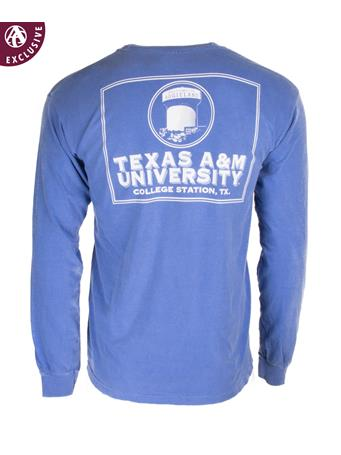 Texas A&M Welcome To Aggieland Long Sleeve T-Shirt
