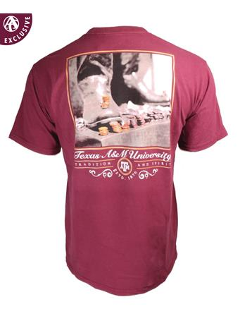 Texas A&M Sully's Tradition T-Shirt