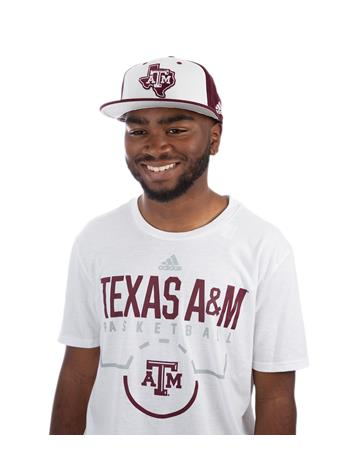 Adidas Texas A&M Lone Star Baseball On Field Fitted Cap