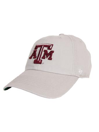 Texas A&M '47 Brand Beveled Franchise Cap