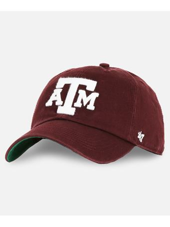 '47 Brand Texas A&M Franchise Block Hat