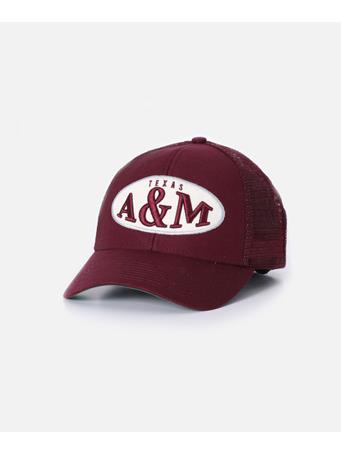 Adidas Texas A&M Patchwork Adjustable Cap