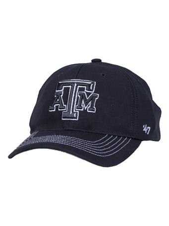Texas A&M '47 Brand Taylor Closer Fitted Cap