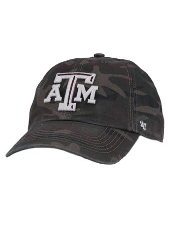 '47 Brand Texas A&M Harlan Franchise Fitted Cap