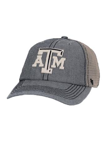 '47 Brand Texas A&M Starboard Closer Cap