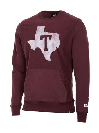 '47 Brand Texas Block Tri State Pullover