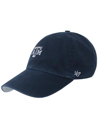 Texas A&M '47 Brand Beveled Base Runner Cap