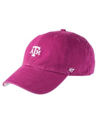 '47 Brand Texas A&M Block Base Runner Cap