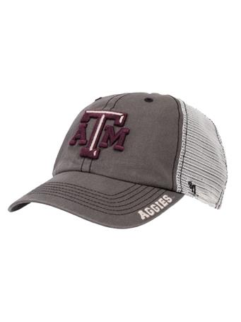 Texas A&M '47 Brand Frontier Clean Up Cap