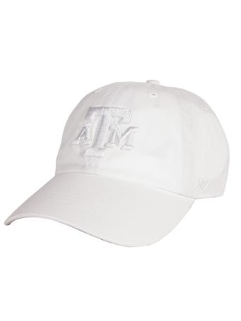 Texas A&M '47 Brand Block Tonal Clean Up