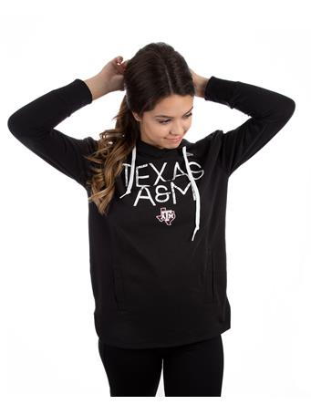 Adidas Texas A&M Women's Fleece Hood