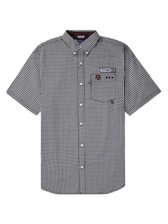 Texas A&M Columbia Super Harborside Button Down