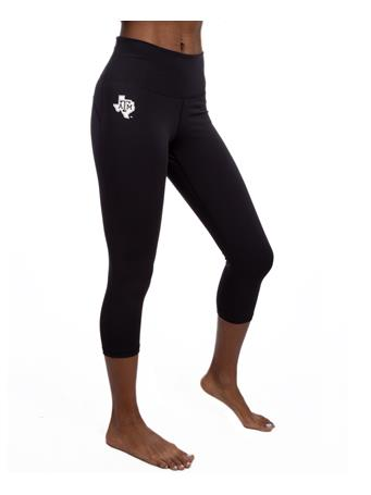 Texas A&M Adidas VFA 34 Tight Leggings