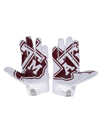 Texas A&M Adidas Aggies Adidas Receiver Gloves