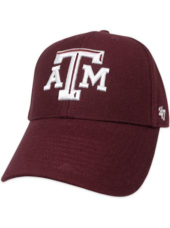 Texas A&M '47 Brand Beveled MVP Cap