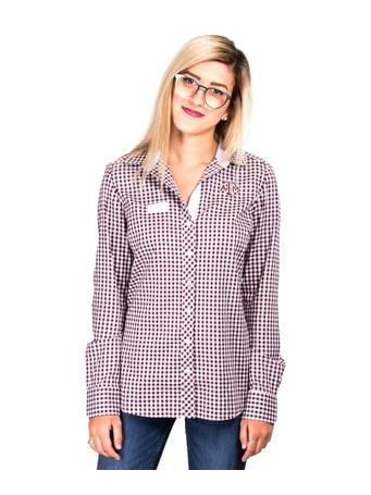 Texas A&M Cutter & Buck Ladies League Button Down
