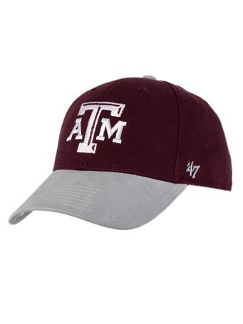 Texas A&M '47 Brand Youth Short Stack Hat