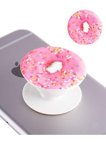 Pink Donut PopSocket
